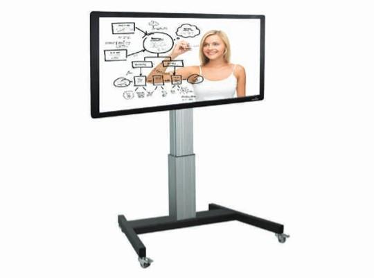 Support mobile hauteur ajustable