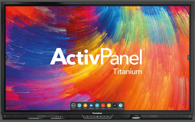 ActivPanel Titanium