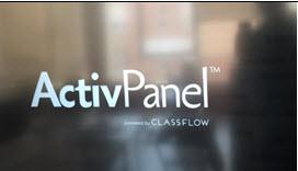 ActivPanel génération 5 accueil