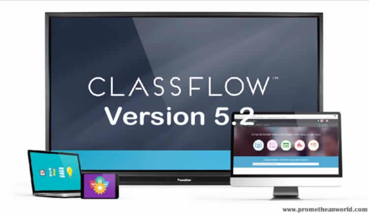 Classflow Promethean Version 5.2