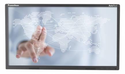 ecran interactif activpanel touch